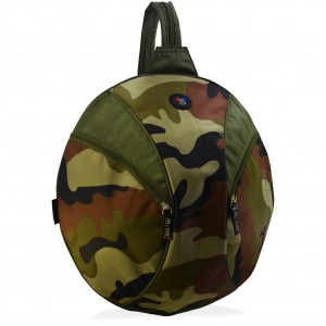 My Pac Ultra Trendy Sporty backpack gym bag for men camouflage C11586-22