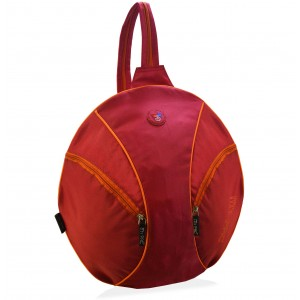 My Pac Ultra Trendy Sporty backpack gym bag for men Red C11586-3