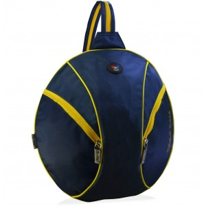 My Pac Ultra Trendy Sporty backpack gym bag for men blue C11586-5