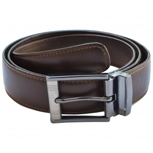 arpera Leather mens Belt Brown C11570-2S