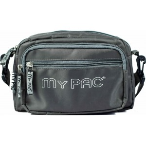 mypac-ViVaa Polyester Sling bag grey C11542-11