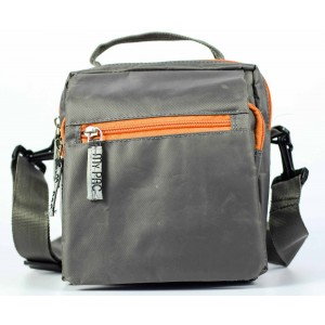 my pac ViVaa unisex waterproof Sling bag  grey C11550-26