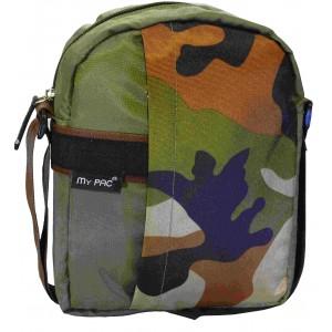 my pac ViVaa unisex waterproof Sling bag Military Khaki C11593-22