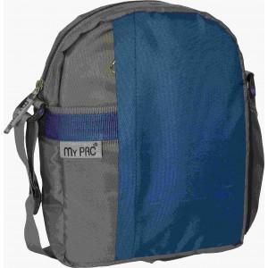 my pac ViVaa unisex waterproof Sling bag Grey C11593-25