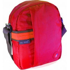 my pac ViVaa unisex waterproof Sling bag Red for C11593-3