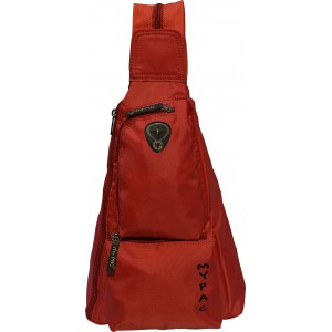 my pac db Vivaa waterproof backpack for girls Red C11600-3