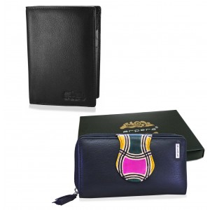 Arpera Leather Corporate gift combo for women CB16014