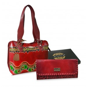 Arpera Leather Handbag gift combo for  women CB16022
