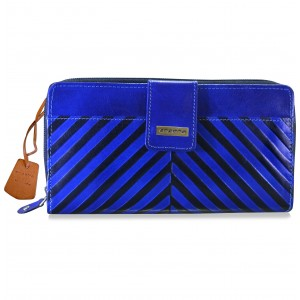 arpera  | Leather Purse | C11244-5A | Blue
