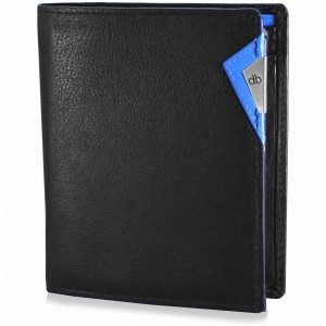 my pac cruise Slim Genuine Leather wallet  Black  C11529-5