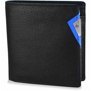 my pac cruise Genuine Leather secure wallet  Black  C11530-5