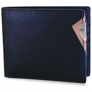 My pac Cruise Slim Genuine Leather travel wallet  Black  C11531-2