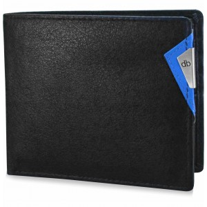 My pac Cruise Slim Genuine Leather travel wallet  Black  C11531-5