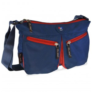 my pac-ViVaa  Sling bag Navy blue  C11543-53