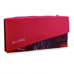 my pac Mia Clutch purse wallet for women red C11580-3