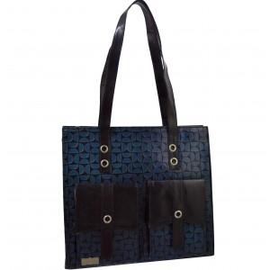 arpera   Leather Handbag   C11150-11A   Black
