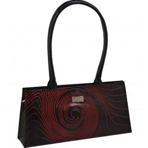 arpera | Leather Handbag | C11145-2 | Brown