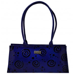 arpera | Leather Handbag | C11145-71a | Purple