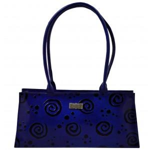 arpera | Leather Handbag | C11145-71a | Purple