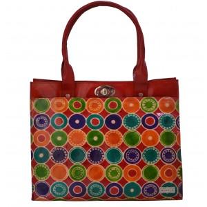 arpera   Leather Handbag   C11159-3A   Multicolor