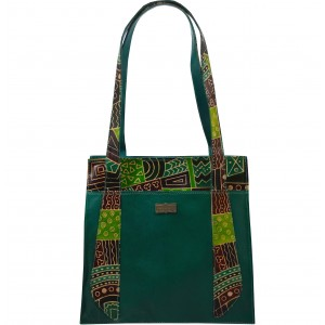 arpera | Leather Handbag | C11348-7 | Turquoise