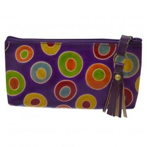 arpera   Leather Pouch   C11404-71A   Purple