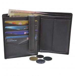 arpera |   Leather Mens Wallet | C11318-2 | Brown
