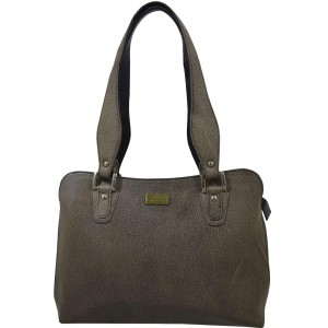 arpera | Leather Handbag | C11334-11 | Grey