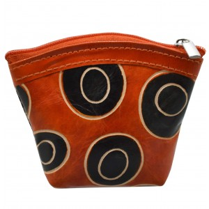 arpera   Leather Pouch   C11405-21A   Brown
