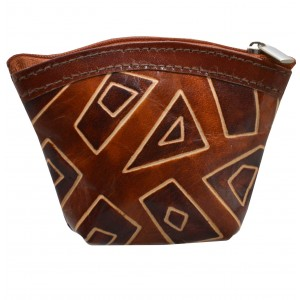 arpera   Leather Pouch   C11405-2A   Brown