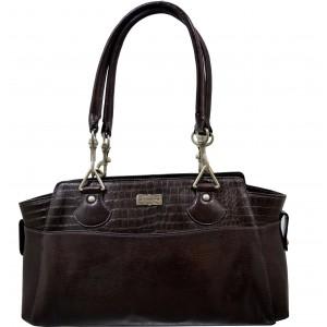 arpera | Leather Handbag | C11409-2A | Brown