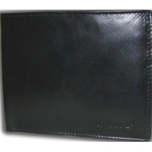 arpera |   Leather Mens Wallet | C11305-1 | Black