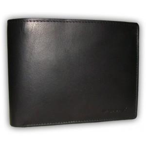 arpera |   Leather Mens Wallet | C11313-1 | Black