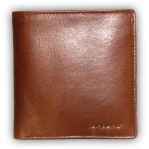 arpera     Leather Mens Wallet   C11315-2   Brown