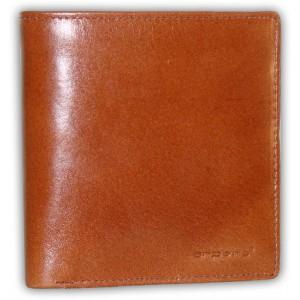 arpera     Leather Mens Wallet   C11315 -3   Tan Brown