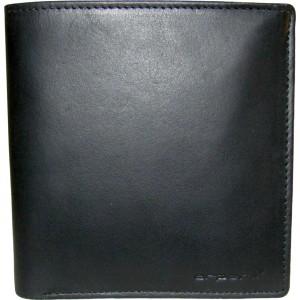 arpera |   Leather Mens Wallet | C11316-1 | Black