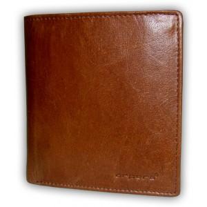 arpera     Leather Mens Wallet   C11316-2   Brown