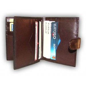 arpera | Leather Card Holder | C11323-2 | Brown