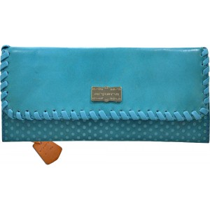 arpera   Leather Clutch   arp202-7A   Turquoise