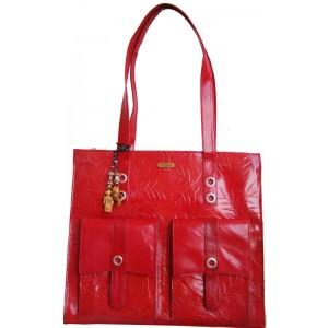 Handbag -c11150-red