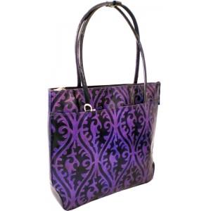 arpera | Leather Handbag | C11144B-71 | purple