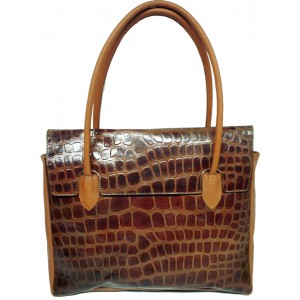 Handbag-lb016a-brown