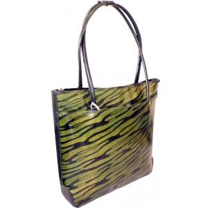 arpera | Leather Handbag | lb71a-6B | Green