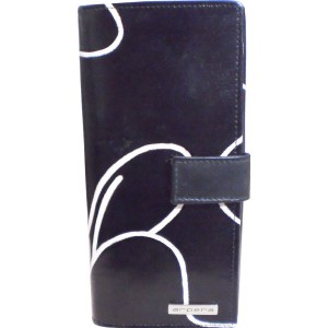 arpera | Leather Purse | C11165-1 | Black