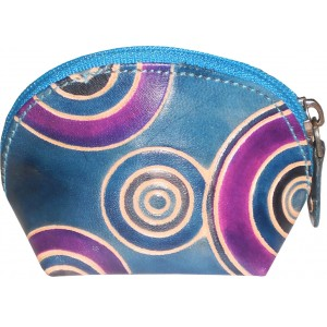 arpera   Leather Pouch   C11381-5A   Turquoise