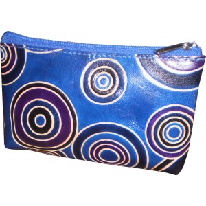 arpera   Leather Pouch   C11240-5A   Turquise