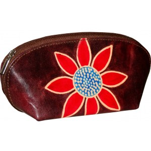 arpera | Leather Pouch | C11148-2 | Brown