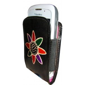 arpera | Leather Mobile case | C11242-1A | Black