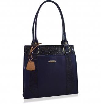 arpera midnight blue Genuine Leather Shoulder Bag  C11520-7A