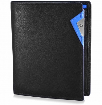 my pac cruise Slim Genuine Leather wallet  Black  C11529-5